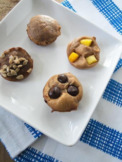 5-Ingredient Blender Muffins