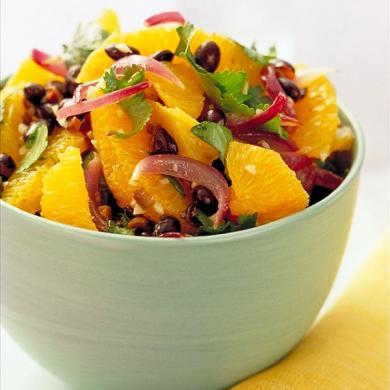 Caribbean Bean Salad